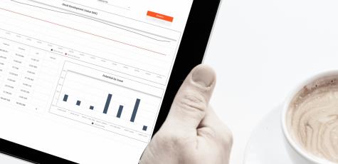 Kaffekop_Stock Controlling overview